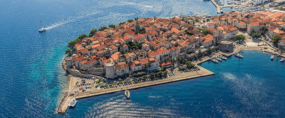 korcula-zeilen-in-kroatie