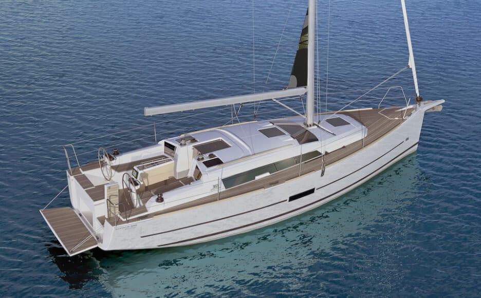 Dufour 360GL Zeiljacht huren sail-events kroatie