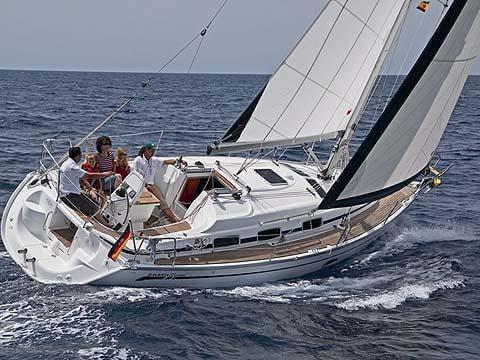 Bavaria 33 Cruiser zeiljacht huren sail-events kroatie